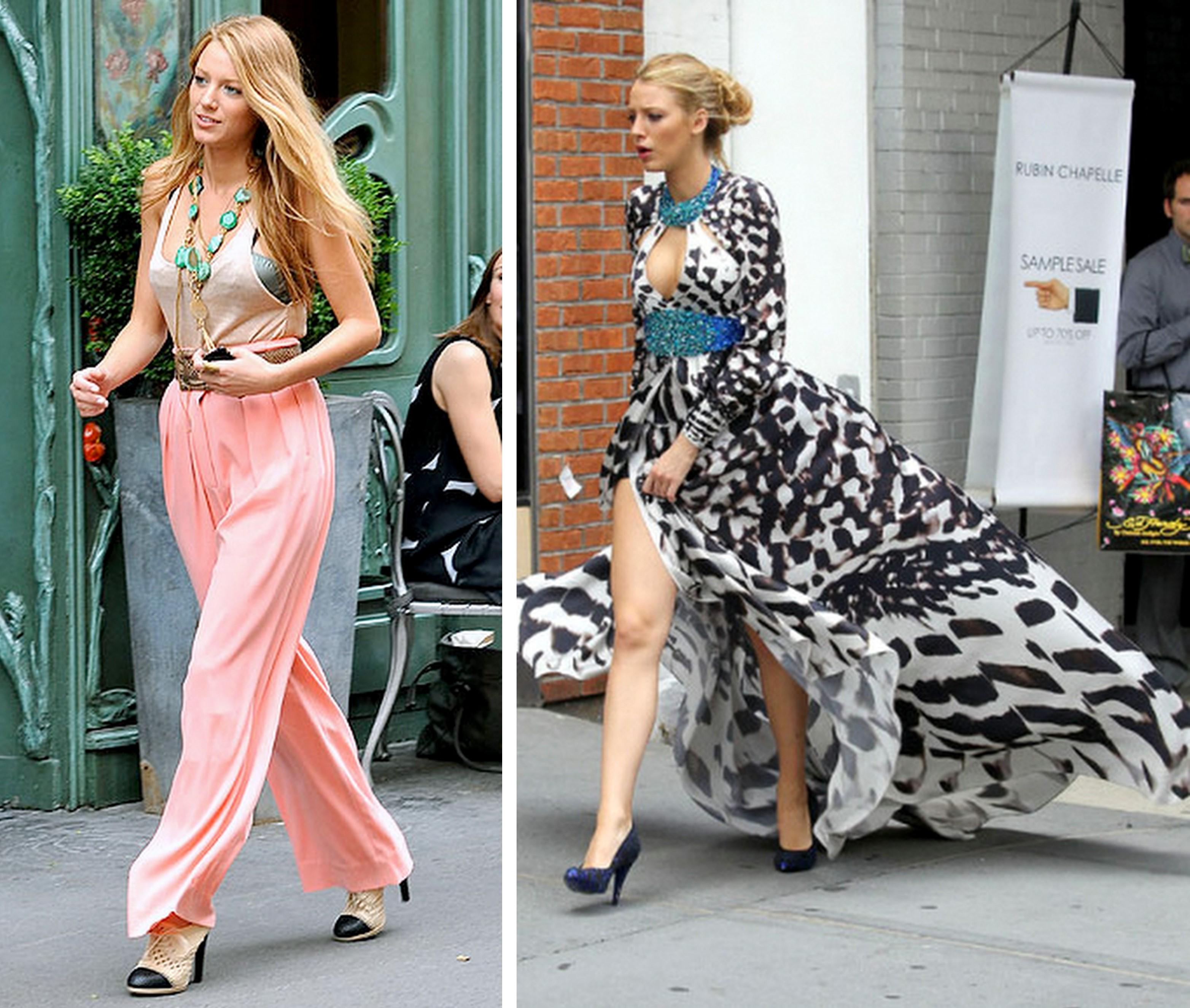 Gossip Girl Fashion WornOnTV Clothes and
